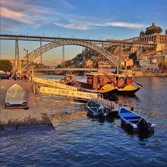 Rio Douro in Porto
