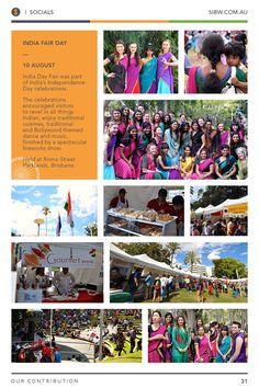 India Day Fair 2014. SIBW Issue#1.