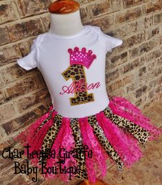 Hey, I found this really awesome Etsy listing at https://www.etsy.com/listing/151655784/personalized-cheetah-hot-pink-crown