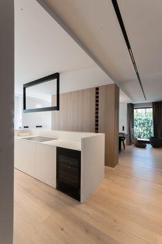 kreon kitchen cadre black suspended pendant luminaire open kitchen wood