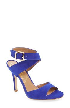 J. Reneé 'Suzanna Too' Ankle Strap Sandal (Women) available at #Nordstrom