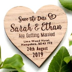 Affordable wooden save the dates add a rustic charm to start your invites. These engraved wedding magnets come with or without envelopes. Rustic Save The Dates, Wedding Save The Dates, Rustic Invitations, Wedding Invitations, Invites, Rustic Wedding Signs, Wedding Ideas, Wedding Coasters, Save The Date Magnets