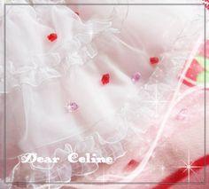 【代理】Dear Celine 春日的棉花糖Sweet必備超蓬玻璃軟紗裙撐 Lolita 裙撐 蓬裙 需預訂 - 露天拍賣-台灣 NO.1 拍賣網站