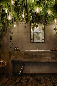 Katso upeat kylpyhuonetyylit ja vinkit remonttiin. Cafe Interior, Interior And Exterior, Interior Design, Kitchen Design Open, Farm House, Great Rooms, Bathroom Ideas, Architecture Design, Furniture Design