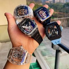 Dream Watches, Men's Watches, Luxury Watches, Watches For Men, Richard Mille, Designer Watches, Jewelries, Watch Brands, Iphone Wallpapers