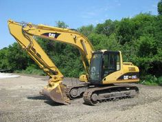 2006 Caterpillar 315 CL Excavator -Hydraulic Quick Tach w/Pin Grabber for Buckets. -See more at: http://www.heavyequipmentregistry.com/heavy-equipment/11027.htm