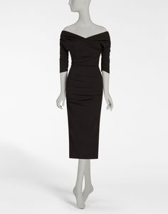 Dolce&Gabbana|F6YJ8TFUREKN0000|3/4 length dresses|Dresses