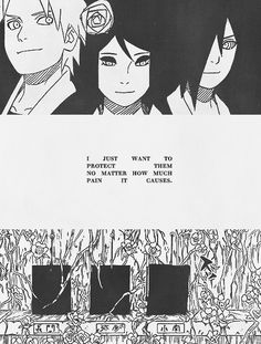 Yahiko, Konan and Nagato