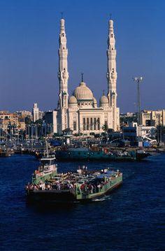 Port Said, Egypt  http://www.vacationrentalpeople.com/vacation-rentals.aspx/World/Africa/Egypt