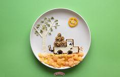 ¡Feliz lunes a tod@s! ¿Qué tal si empezamos la semana cargados de energía... con un buen puñado de nueces?