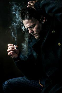 Norman Reedus by Amanda Demme