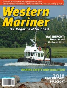Get your digital copy of Western Mariner Magazine - September 2016 issue on…