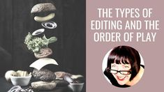 What are the different types of novel editing? - by Louise Harnby.