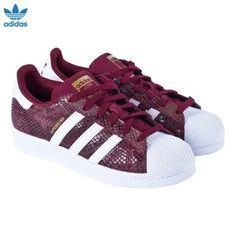 ISO Adidas Superstar Red snake  Desperately in need of theses sold out shoes.. Can't find them anywhere  in women's size 5.5-6.5 !!! Willing to buy right away ! Adidas Shoes Sneakers