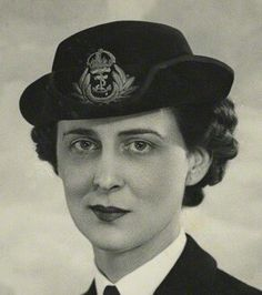 La princesa Marina de Grecia y Dinamarca, duquesa de Kent.