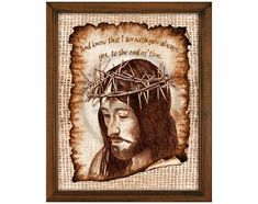 Jesus Artwork Printable Art of Parchment,Jesus Quote Art,Wall Art,God Quote,God Wall Decor,Poster,Home Decor,Gift,Instant Download