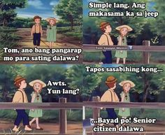 Hugot Lines Tagalog Funny, Tagalog Quotes Funny, Pinoy Quotes, Qoutes, Memes Pinoy, Best Memes, Funny Memes, Filipino Funny, Cheesy Lines