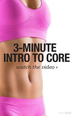 Get your abs tight with this awesome core workout!