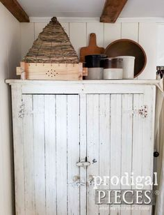 Farmhouse Bee Skep f