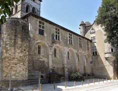 Château des Doyens. Carennac (Lot) - Midi-Pyrénées