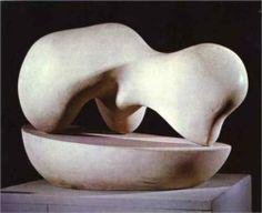 Jean Arp, sculptor 1933