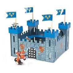 Le Toy Van My First Castle - Blue - TV257