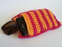 Crochet Dynamite: Summer Stripes...freebie pattern: thanks so xox