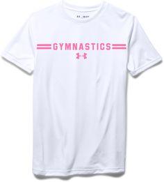 Girls' UA Gymnastics T-Shirt