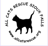 Allcatsrescue is a 501(c)3 non profit cat rescue that is foster home based.  http://www.petfinder.com/shelters/SD34.html allcatsrescue@gmail.com
