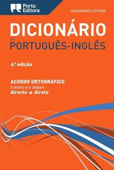 pt => en - Dicionário de Português-Inglês. Porto Editora. http://www.portoeditora.pt/produtos/ficha/dicionario-editora-de-portugues-ingles-versao-com-caixa?id=125696 | https://www.facebook.com/PortoEditoraPortugal