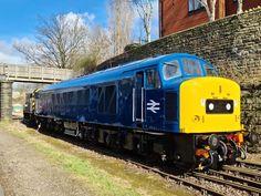 British Rail, Diesel Locomotive, Trains, Electric, Vehicles, Car, Train, Vehicle, Tools