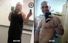 Joseph Medina | Age: 21 | Weight Before: 400 lbs | Weight After: 220 lbs #SuccessStory