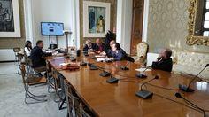 Taranto - Zona economica speciale secondo giorno di lavoro del gruppo operativo