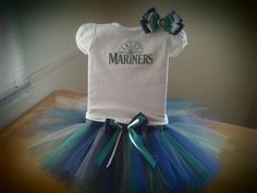 Hey, I found this really awesome Etsy listing at http://www.etsy.com/listing/91268132/seattle-mariners-inspired-tutu-outfit