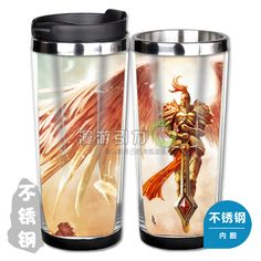 league of legends lol classic skin kayle stainless steel coffee cup