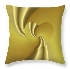 "#Love in Disguise Loves #Golden Slumber Throw Pillow 14"" x 14"" .... #sale #gifts #interiordesign #interiordecoration #decor #home #throwpillows #artwork #Christmas #presents #Artist4God #RoseSantuciSofranko #designer #hearts"