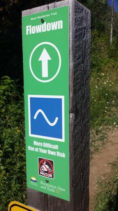 Revelstoke (Mt McPherson) Trail Signs, Cover, Books, Libros, Book, Book Illustrations, Libri