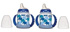 NUK Fashion Elephants Learner Cup 5Ounce 2 Count * Click image for more details.Note:It is affiliate link to Amazon.