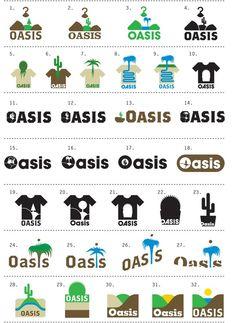 Oasis Logo Drafts