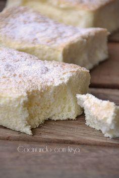 Esta receta la vi en el blog de Maria dolores  Robot cocina Mallorca , normalmente se hace en grande pero ella lo hizo individual. ...