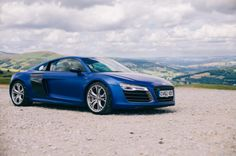 Audi Made R8 V10 Plus, Better Than Standard R8 V10 -  [Click on Image Or Source on Top to See Full News]