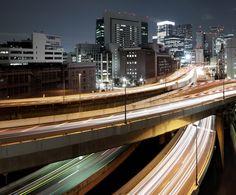 River & Traffic River by Koji Tajima, via 500px