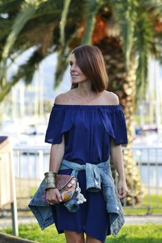 HendayeStyle: off shoulders #kissmylook