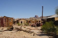 Yuma Arizona Ghost Towns | ... Mines Museum & Ghost Town Reviews - Yuma, AZ Attractions - TripAdvisor
