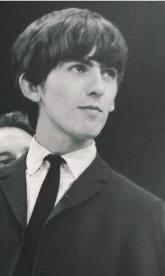 My favorite picture of George he's so perfect <3