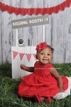 (Ki) Newborn/Toddler Newborn/Toddler Lemonade, Fireworks, Hot Cocoa or Christmas Tree Stand, Kissing Booth (Made to order)