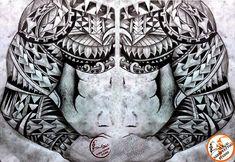 """ SÁBIO TATTOO "" Tatuagem profissional: desenho tatuagem maori samoan tattoo samoan designer braço e peito"