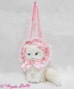 Angelic Pretty: Kimagure Cat / Dolly Cat bag
