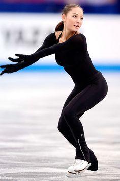 Elene Gedevanishvili(Georgia) Plactice: NHK Trophy 2012