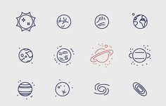 Space Icon Set Available as a free font.Contains more than 230 characters:Spaceships, satellites, planets, shooting stars and a lot more space symbols. Furthermore:  geometric shapes , arrows, dingbats, pictograms and other symbols.